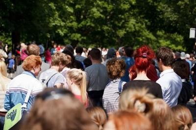 Healing Field Glastonbury Festival